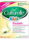 Probiotic Packets for Kids