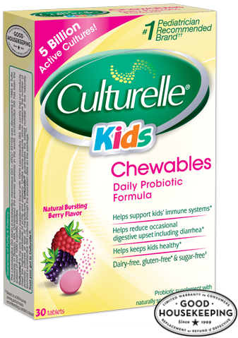 Probiotic Chewables for Kids