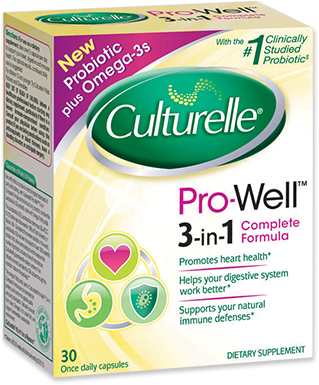 Pro Well 3-in-1 Complete Formula