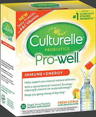 Pro-Well Immune + Energy