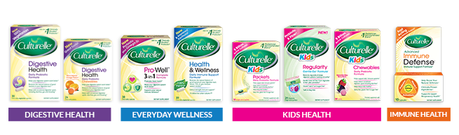 Purchase Culturelle Probiotics
